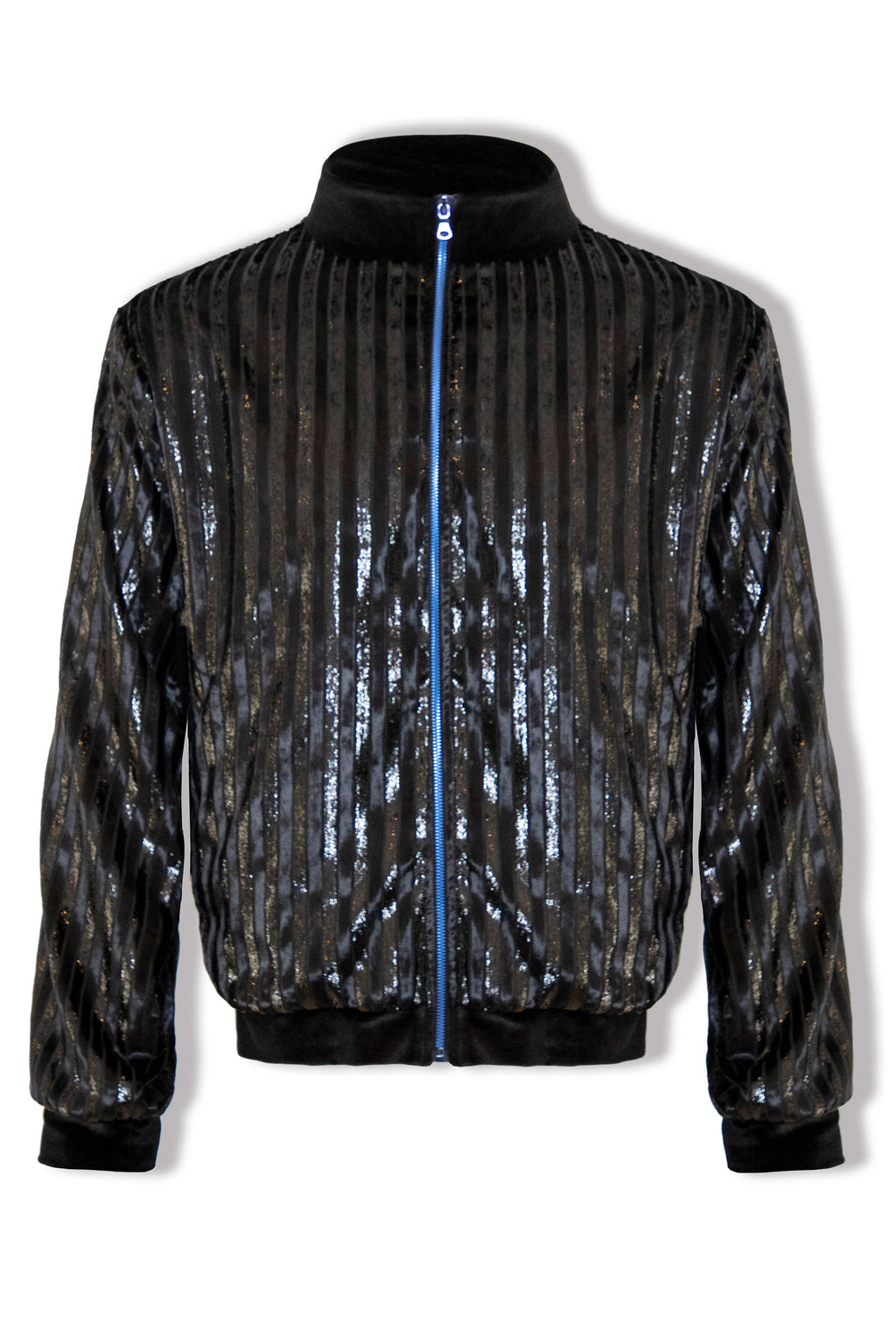 Unisex Black Stripe Jacket