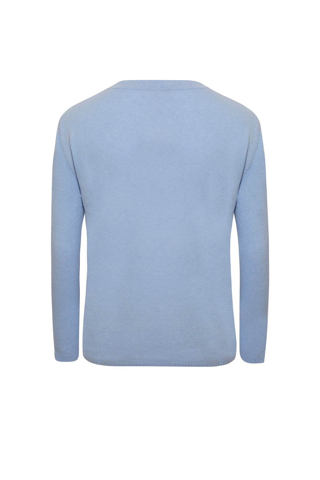 =V-Neck Cashmere Jumper