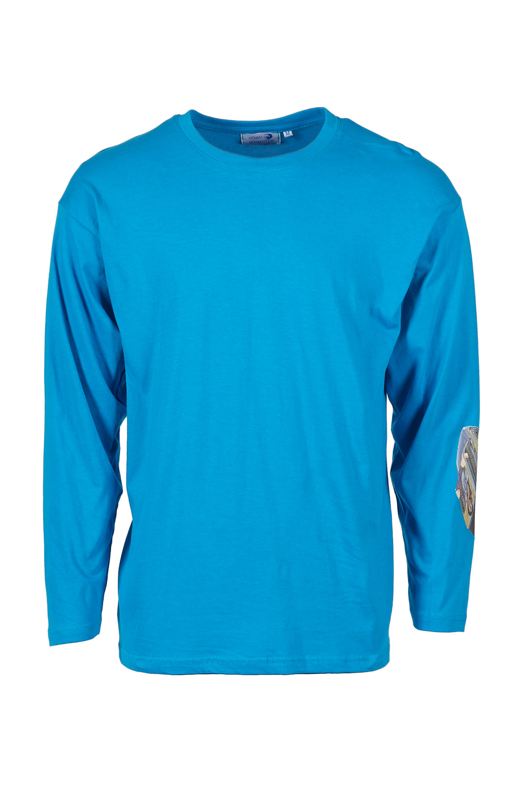 Kenny Schachter 'Art Transport' Long Sleeve Top