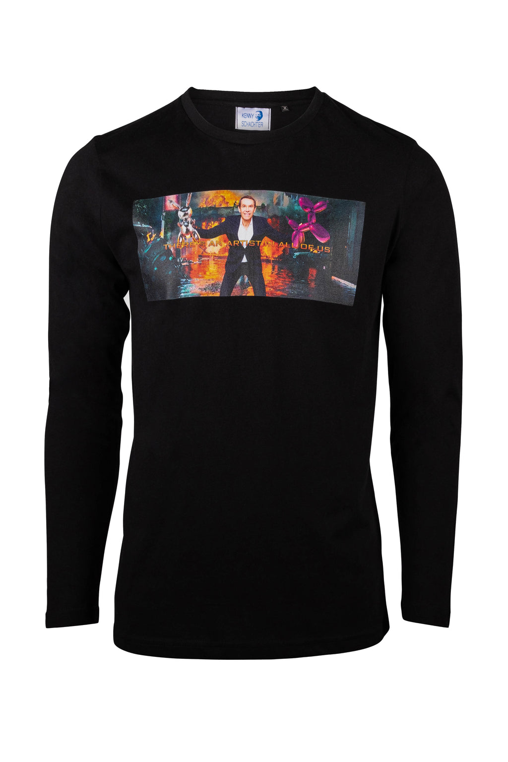 Kenny Schachter 'Call of Duty' Long Sleeve Top