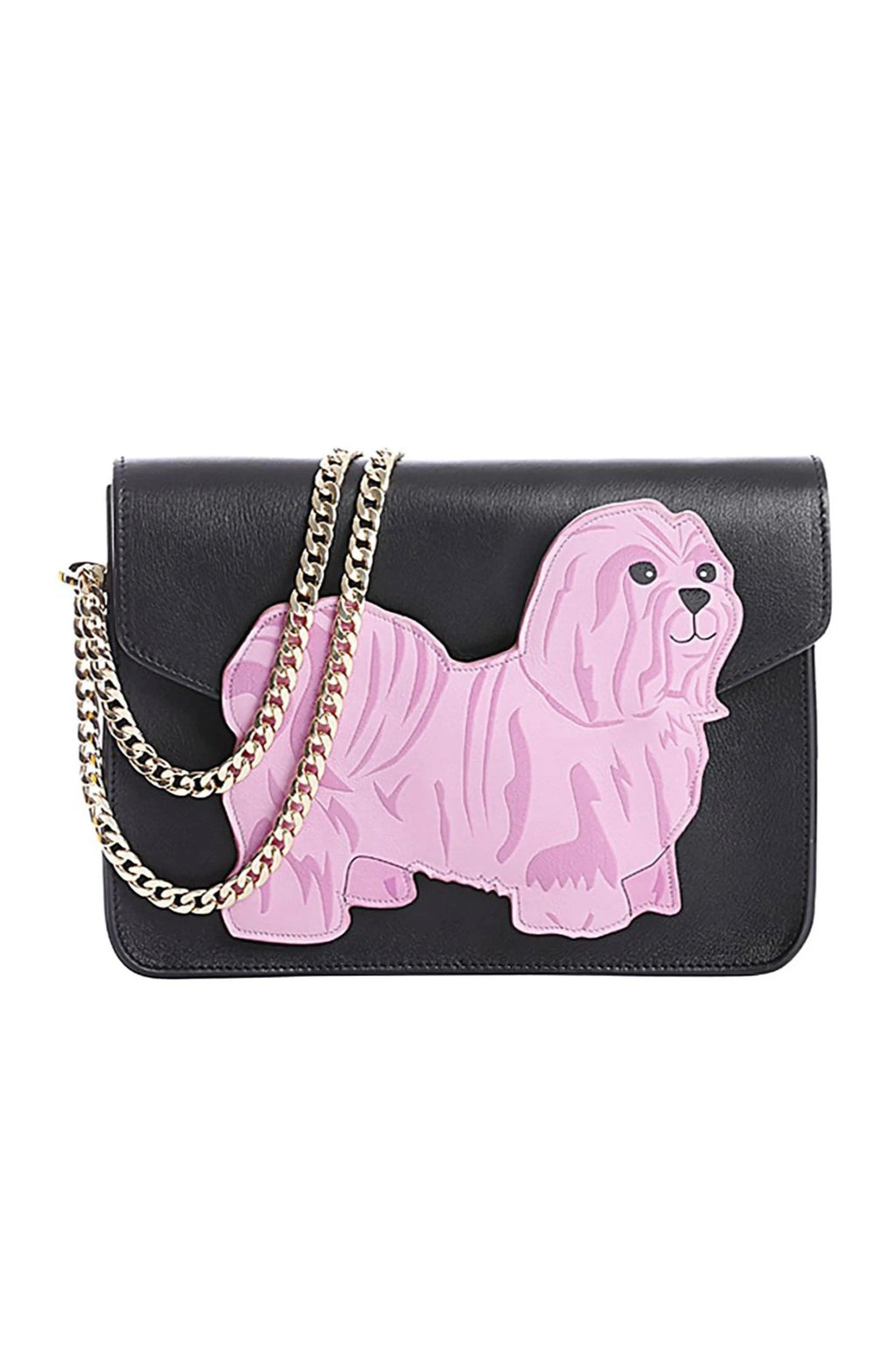 Dog Patch Shoulder Bag