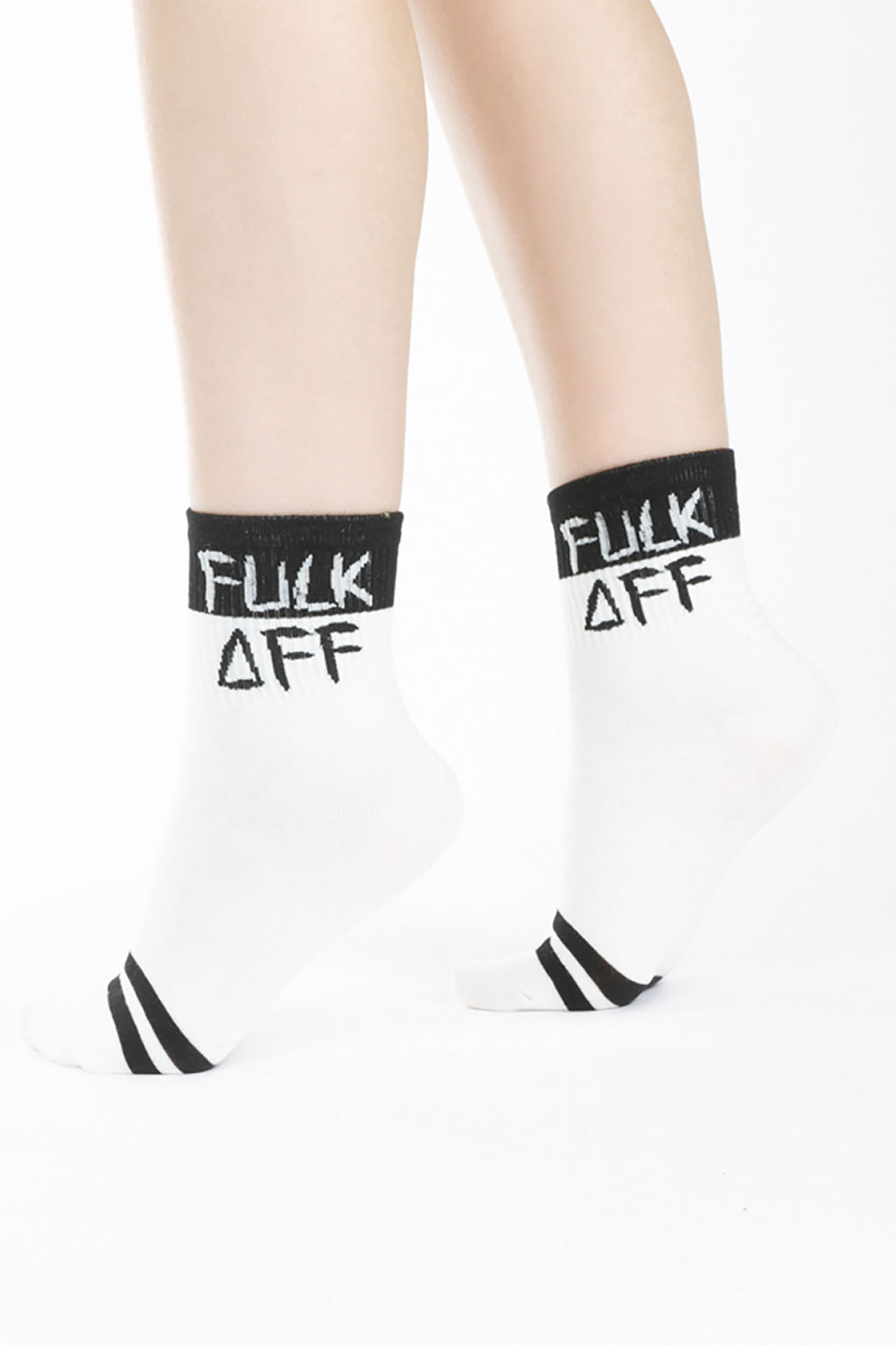 Fuck Off Socks with Attitude
