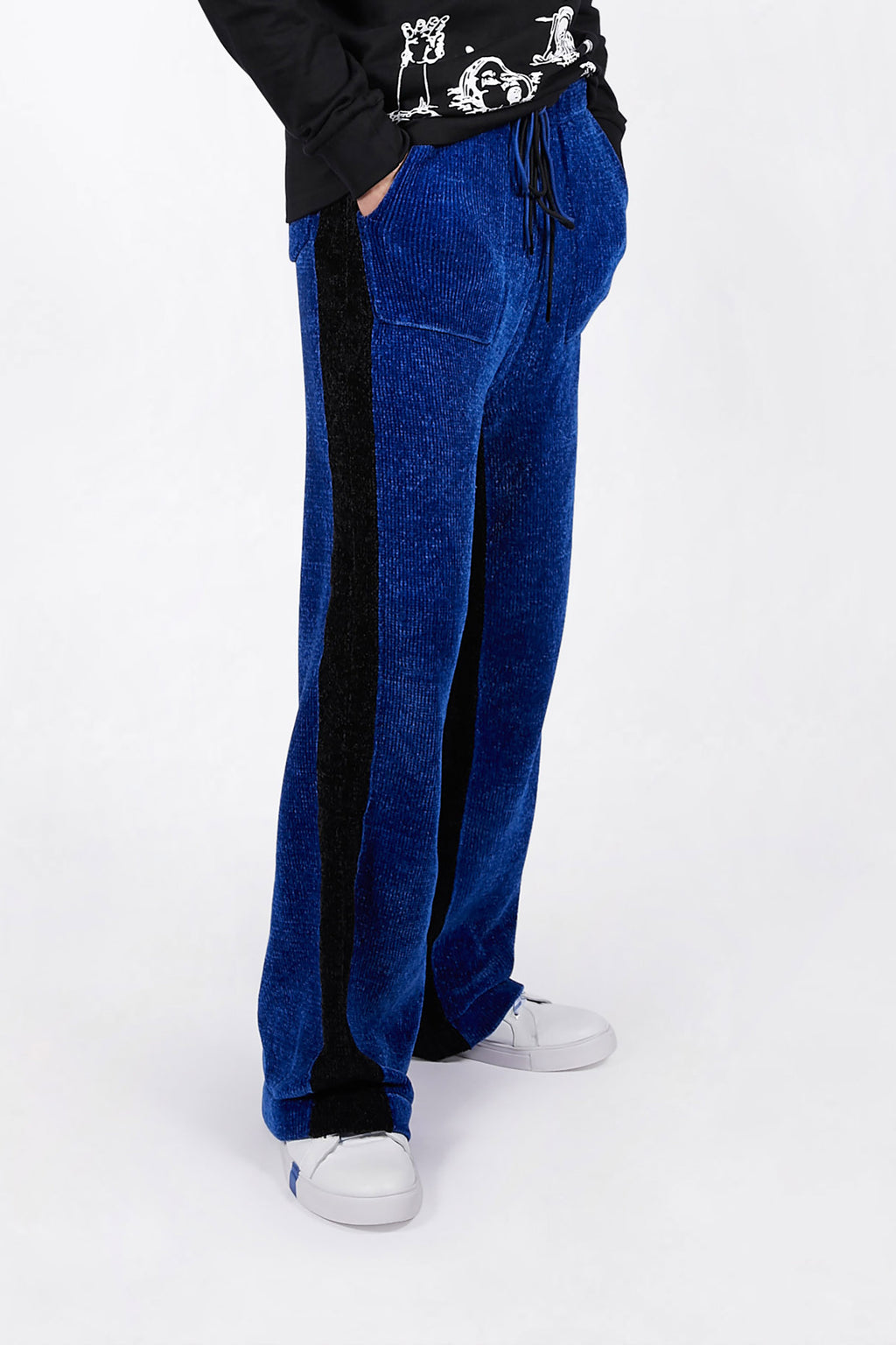 Unisex Chenille Tracksuit Trousers