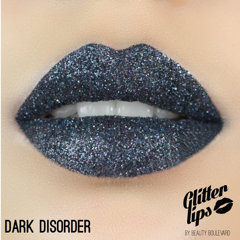 Dark Disorder Glitter Lips by Beauty Boulevard