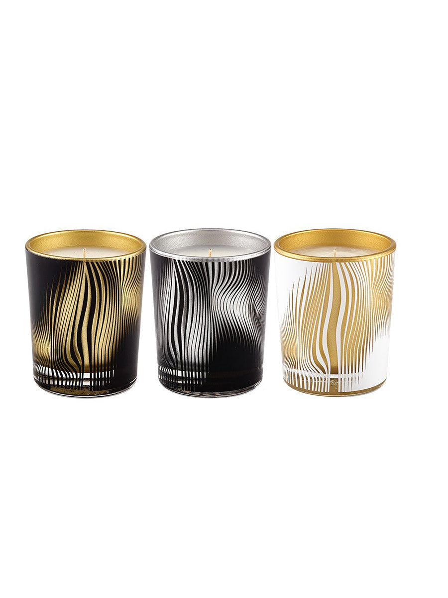 Zaha Hadid Design Solis Scented Candles - Gift Set of 3
