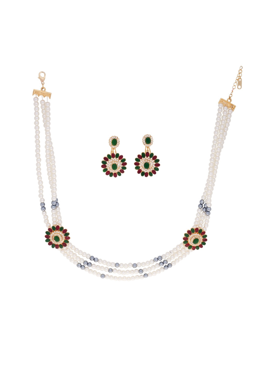 Alice Springs Necklace and Earring Set
