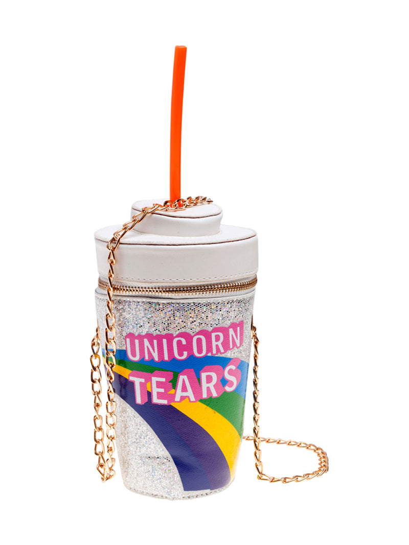 Unicorn Tears Chain Strap Party Bag