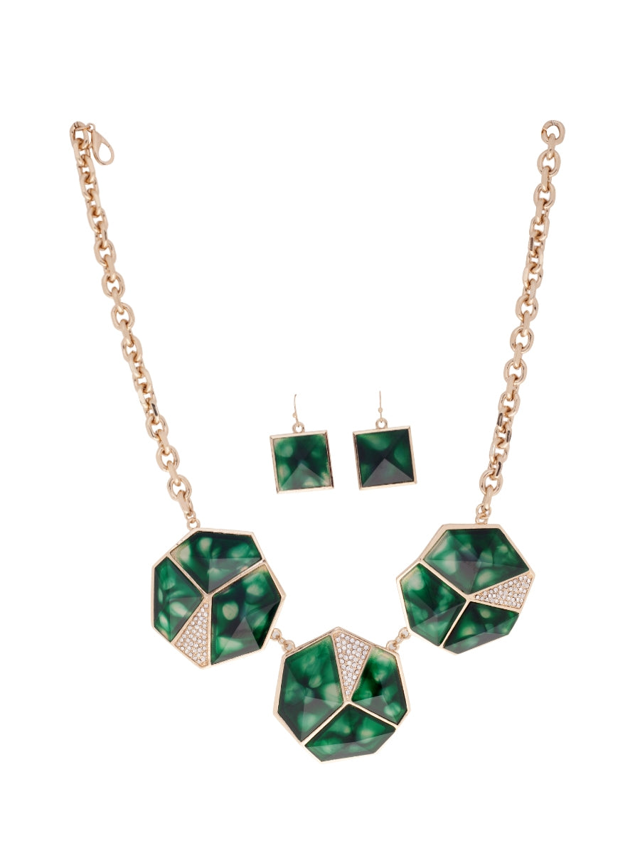 Sydney Necklace and Earring Set