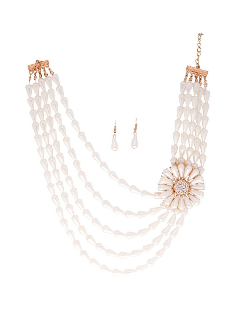 Adelaide Necklace and Earring Set