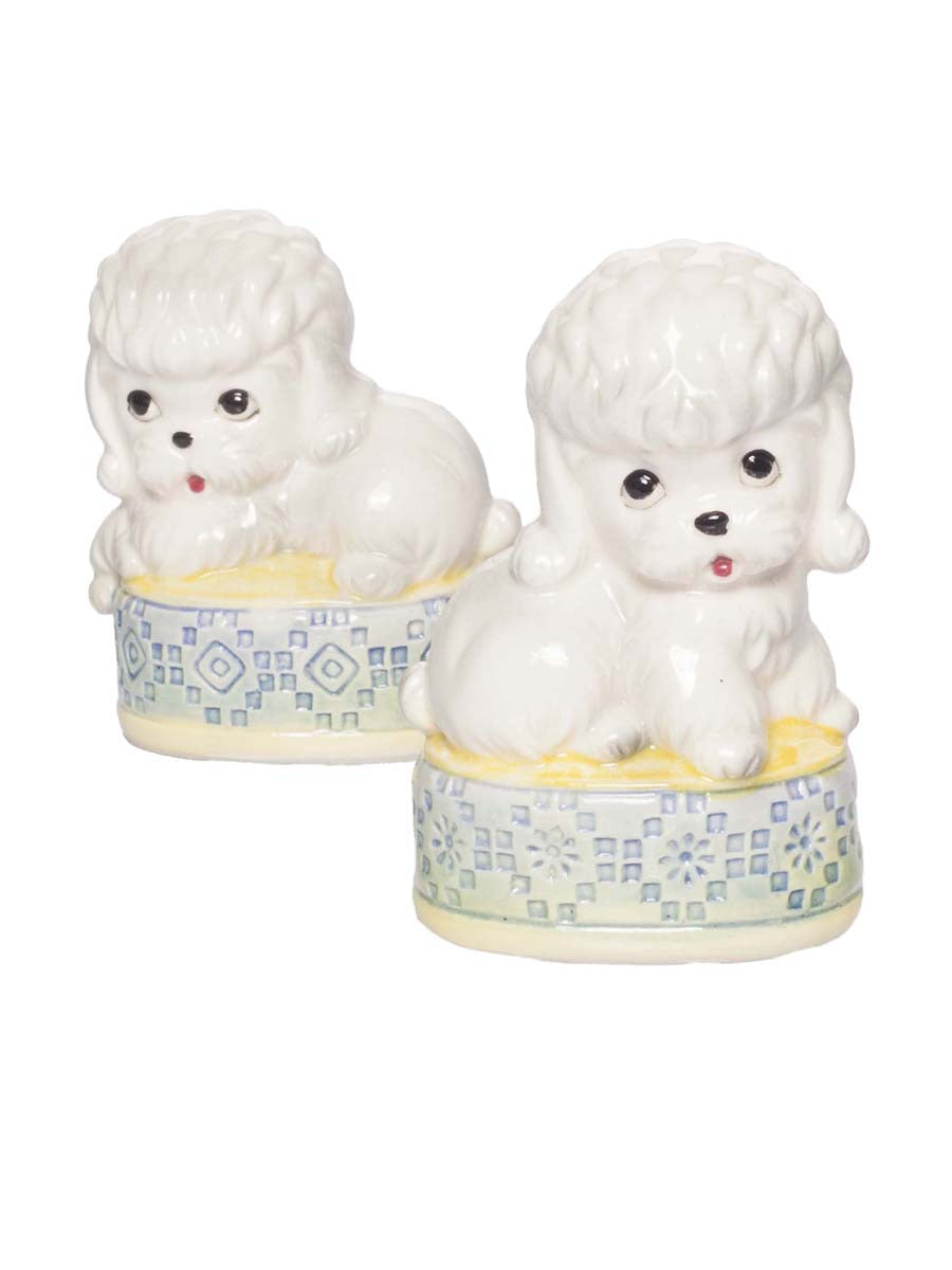 Little Poodle Pepper Shaker