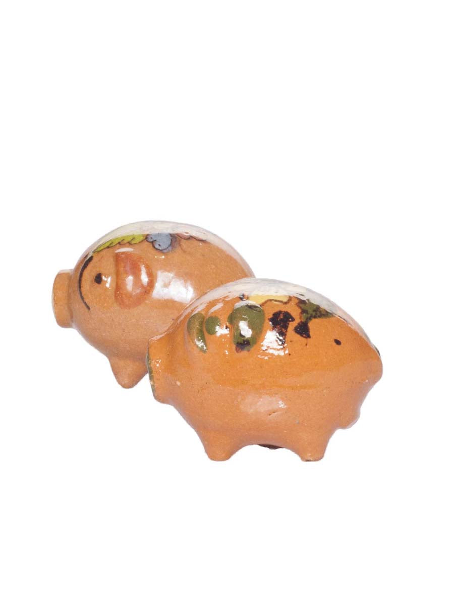 Ceramic Pig Pepper Shaker