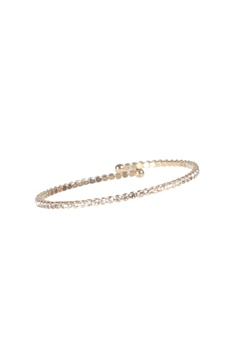 Diamante Embellished Bangle