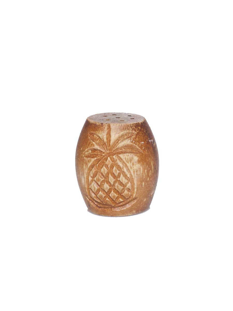 Wooden Pineapple Shaker