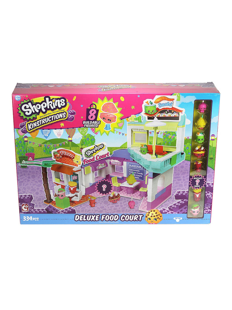 Shopkins Kinstructions Deluxe Food Court