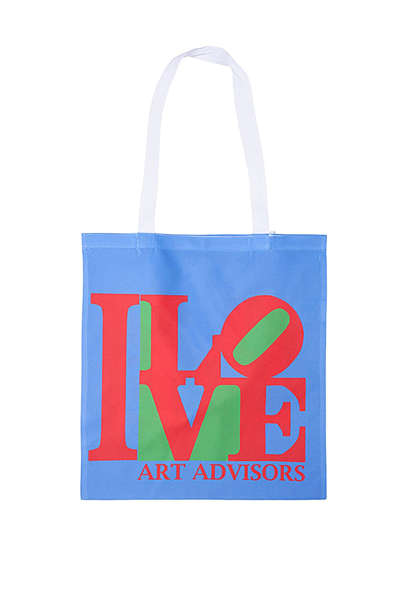 Kenny Schachter I Love Art Advisors Canvas Tote Bag