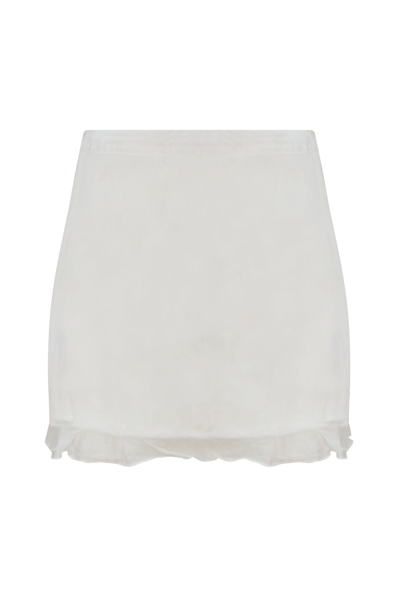 MadKat Wrap Mini Skirt
