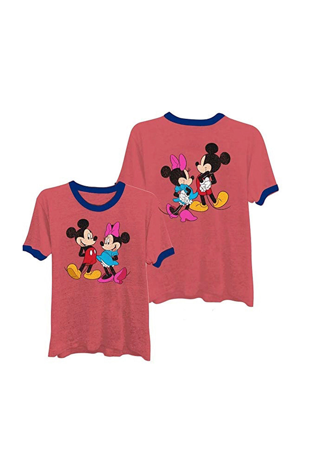Disney Mickey & Minnie Mouse T-Shirt