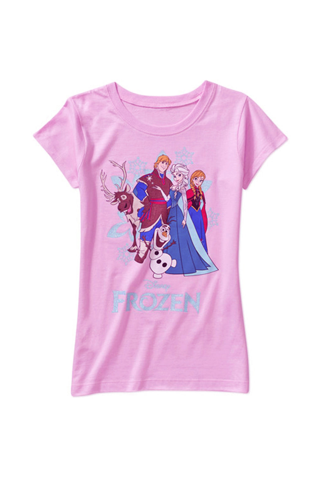 Disney Girls Frozen T-Shirt