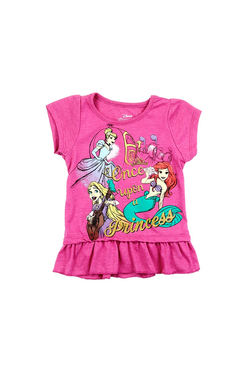 "Disney ""Once Upon a Princess"" T-Shirt"