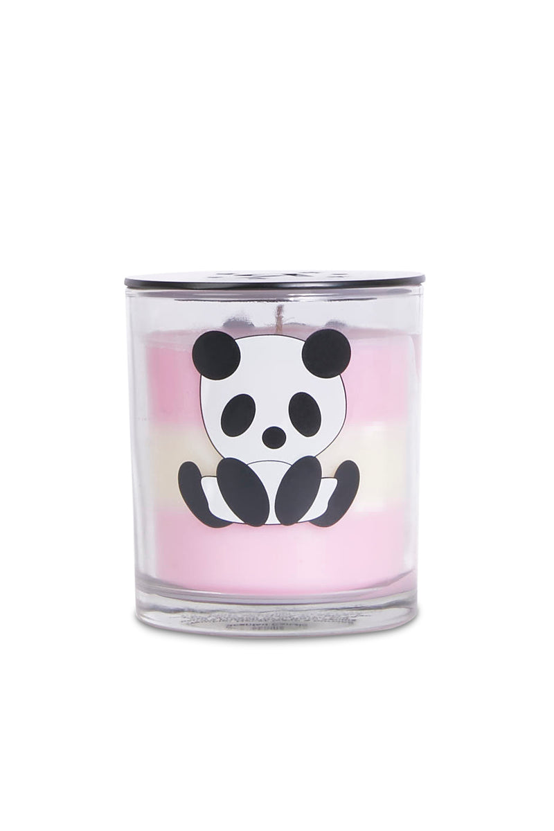 Scented Panda Candle