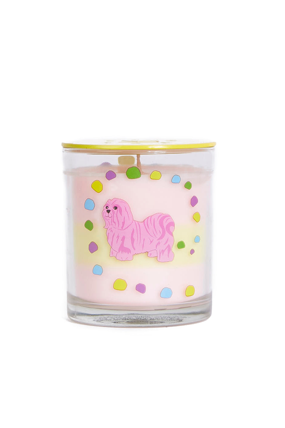 Scented Dog Candle