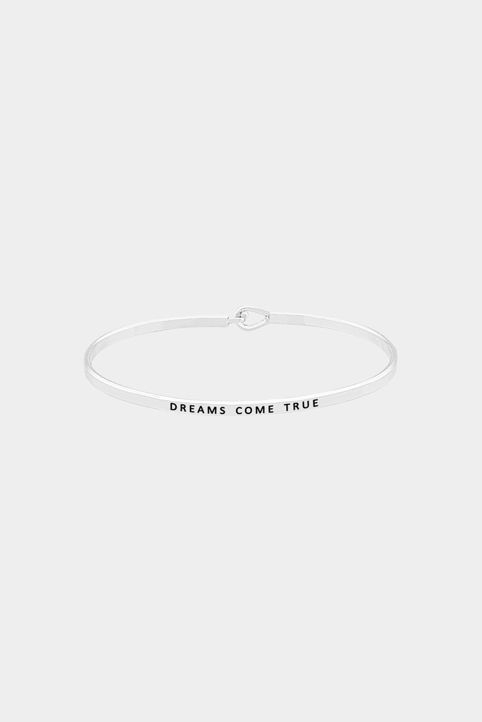 """Dreams Come True"" Hook Bracelet"