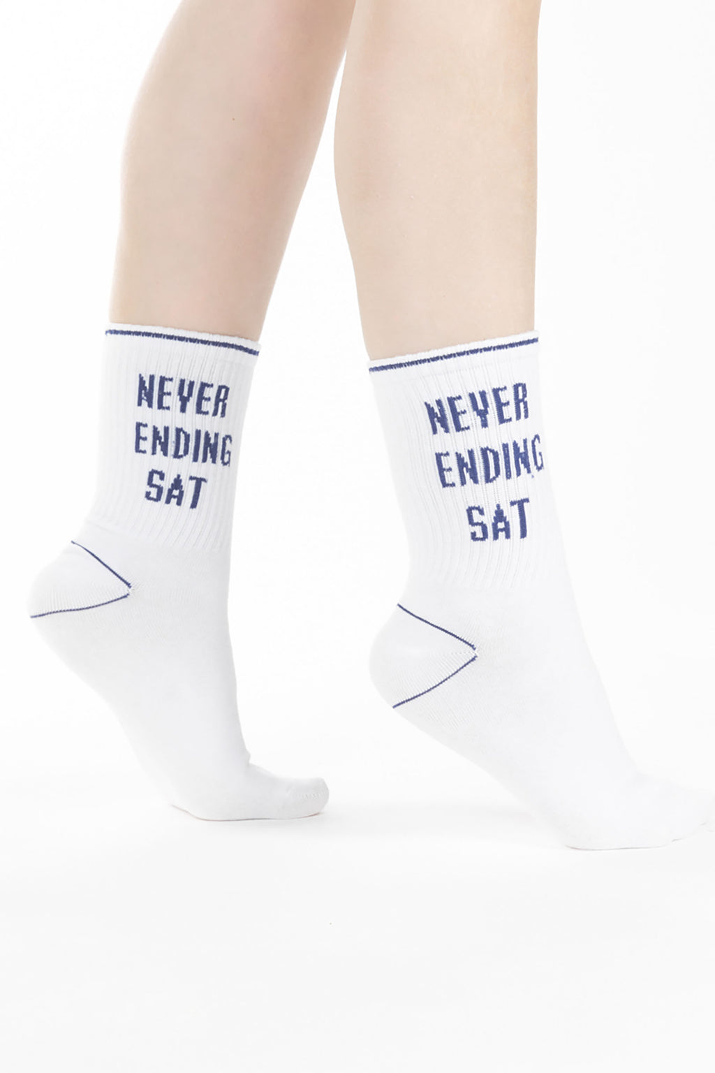Never Ending Saturday Socks