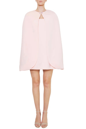 Ilona Rich Luxury Pink Cape & Dress (Bundle)