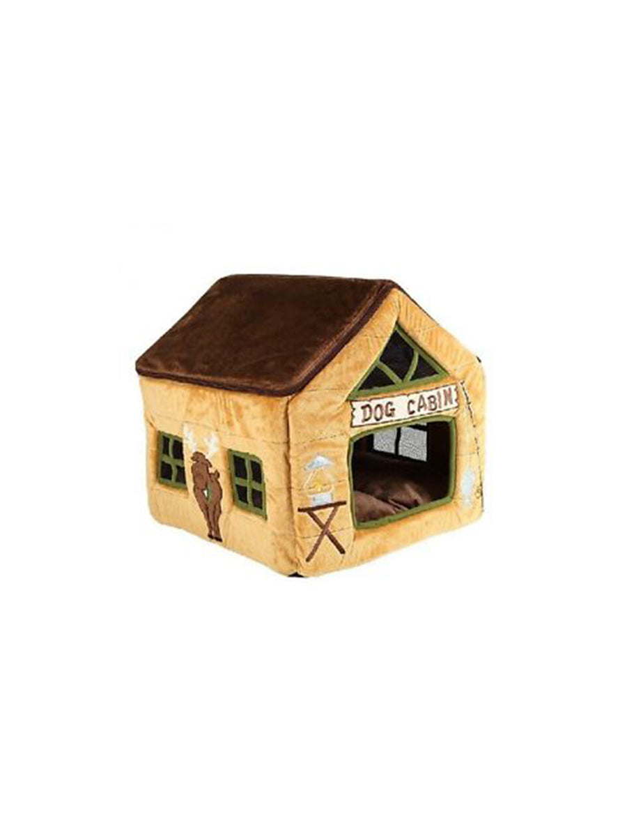 Forest Lodge Dog House