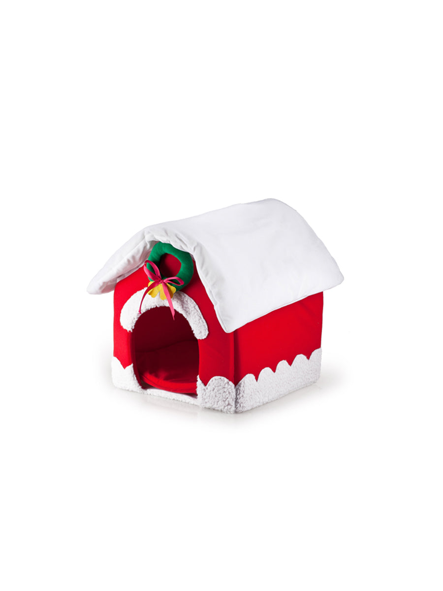 Santa's Grotto Dog House