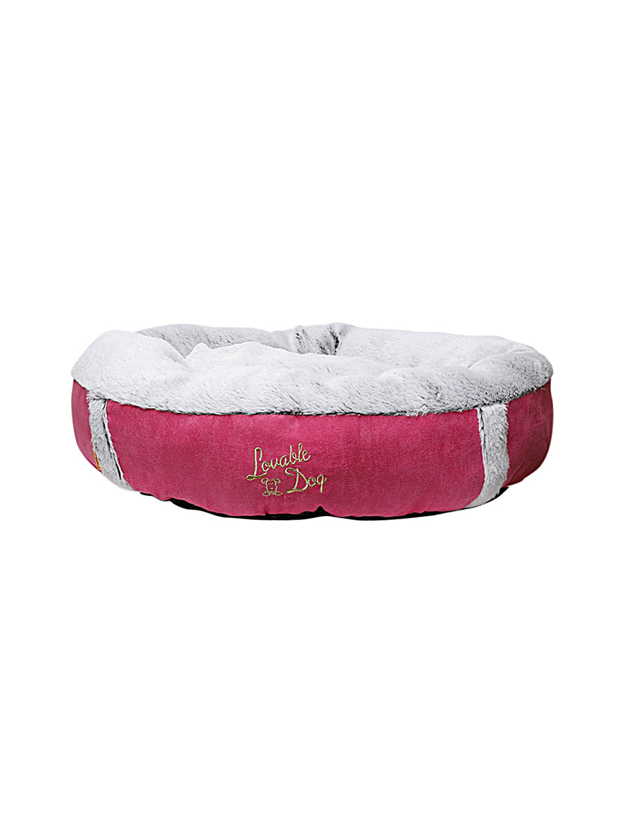 Furry Dog Bed