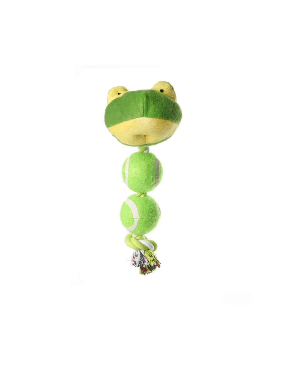 Fabulous Frog Pet Toy