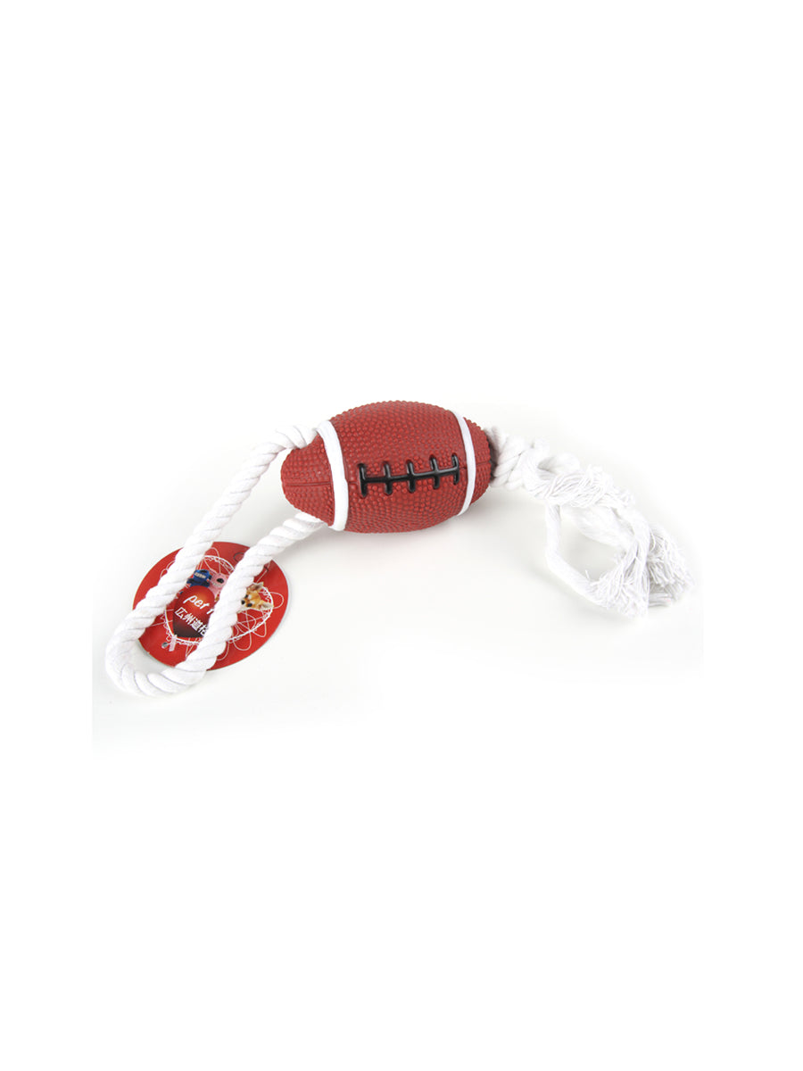 The Old Pigskin Pet Toy