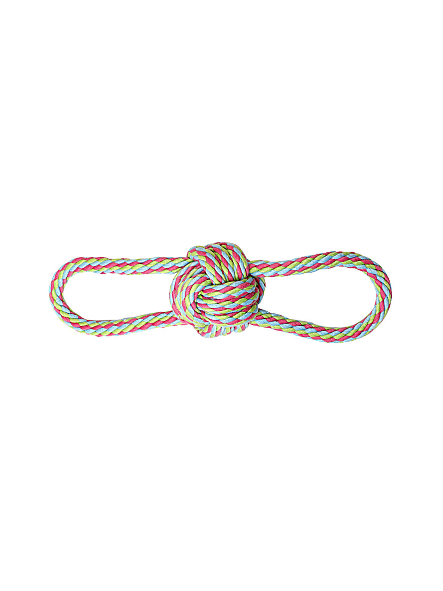 ROPE'N'BALL dog toy