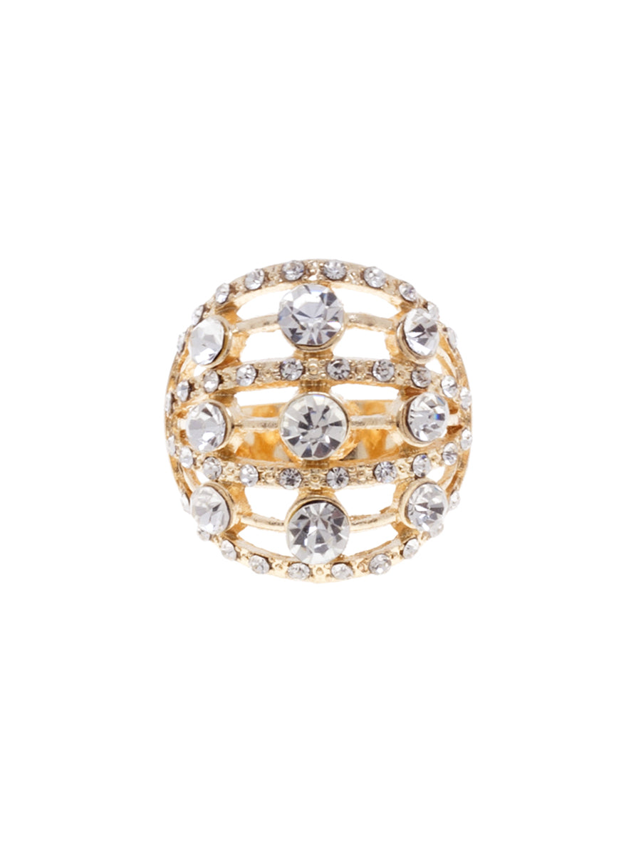 Tequesta Crystal Ring