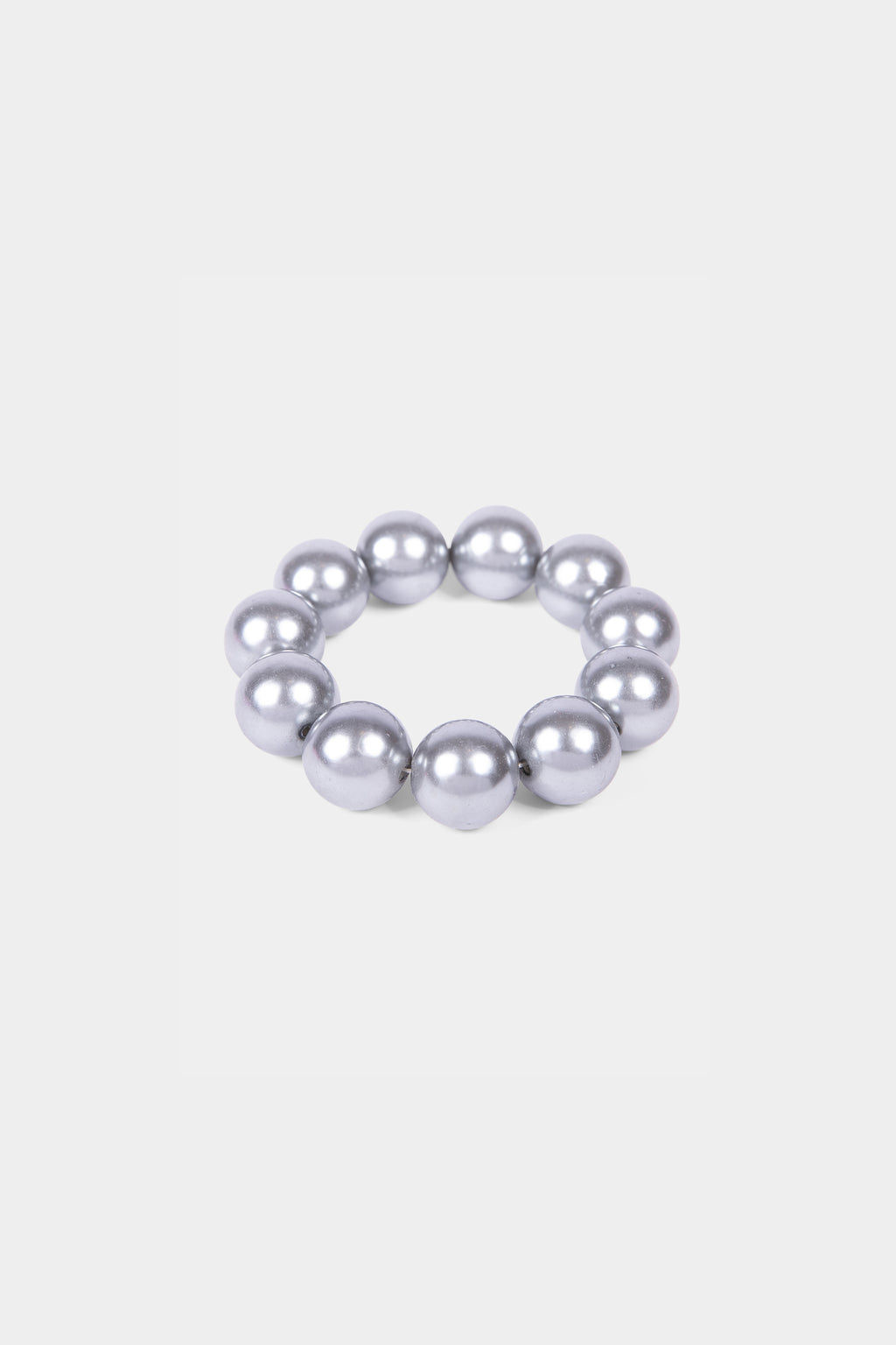 Pearl Beaded Stretchable Bracelet