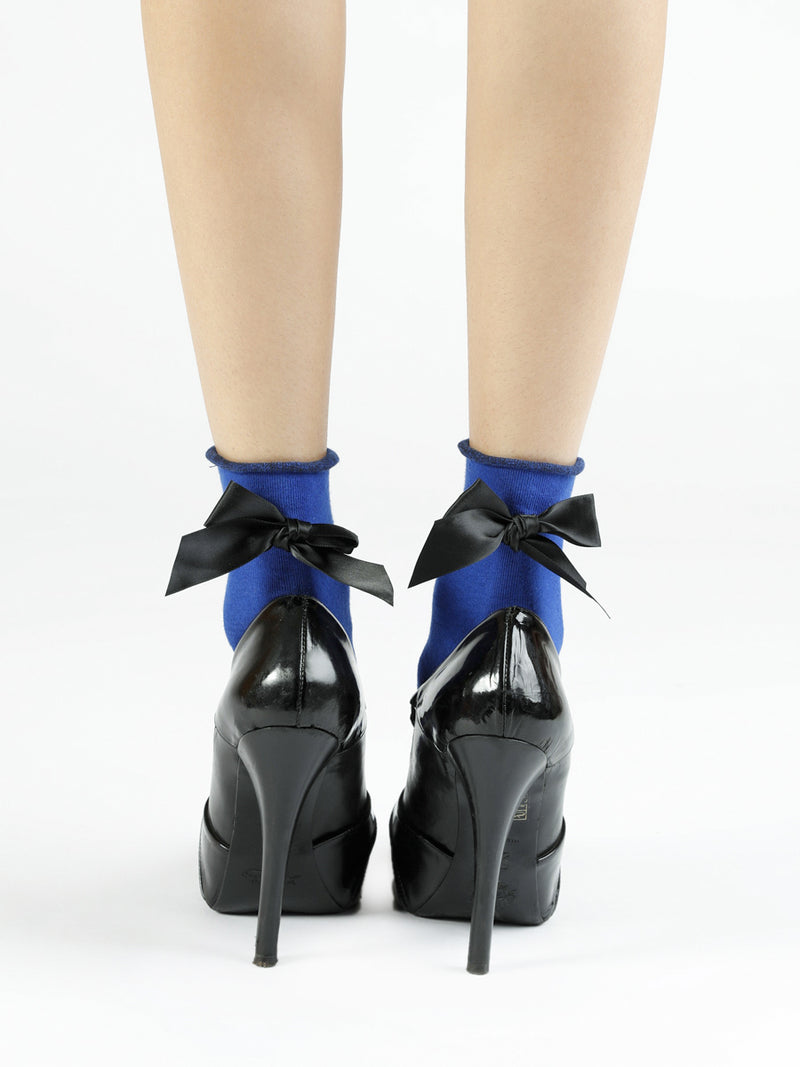 Bow Detail Ankle Socks