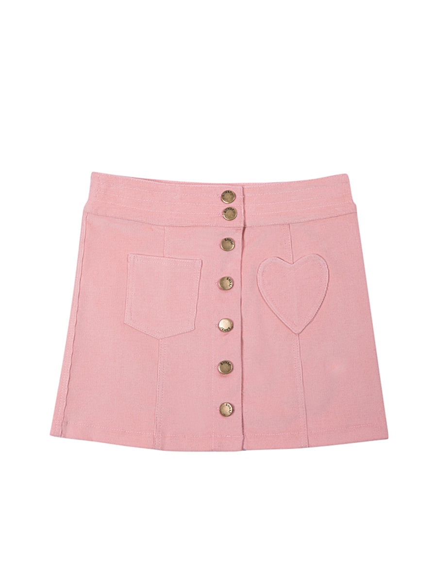 Mini Blossom Skirt