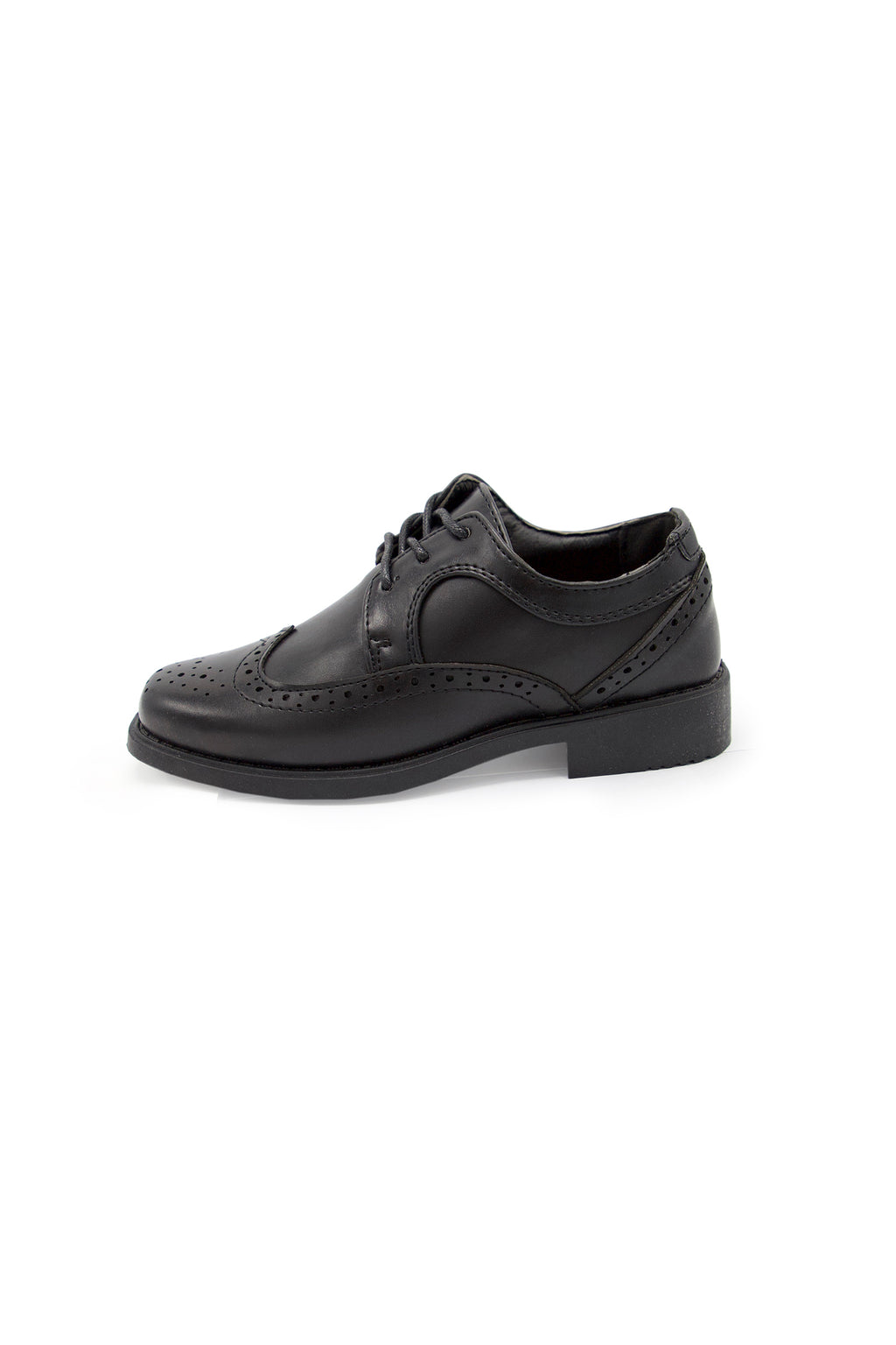 Classic English Style Boys Shoes