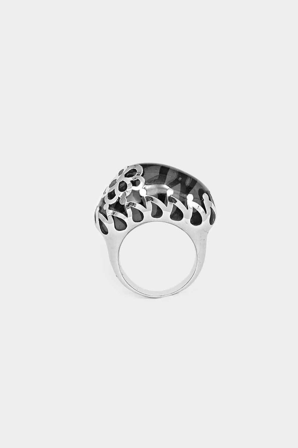 Flower Detail Ring