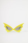 Kids Extreme Cat Eye Embellished Sunglasses
