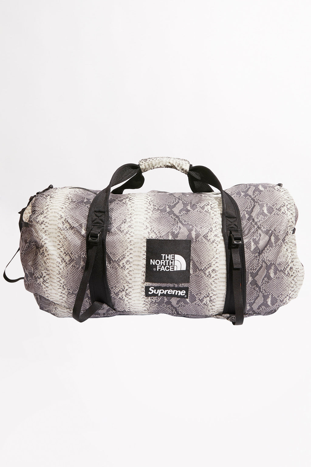 Supreme The North Face Snakeskin Flyweight Duffle Bag