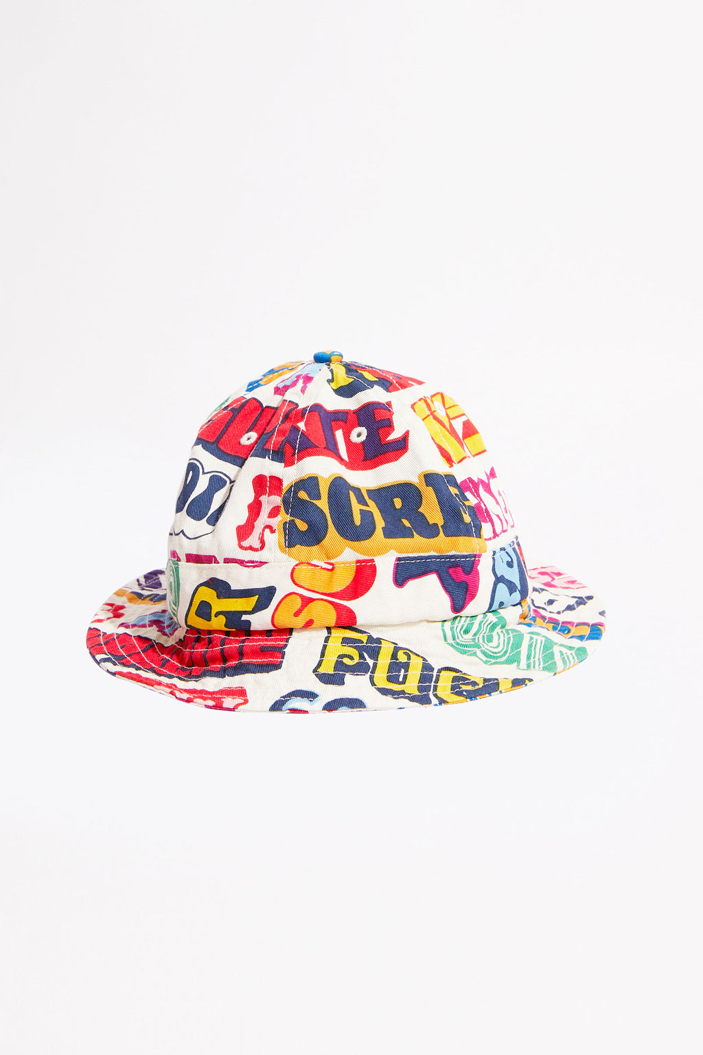 Supreme Hysteric Glamour Text Box Logo Bell Hat