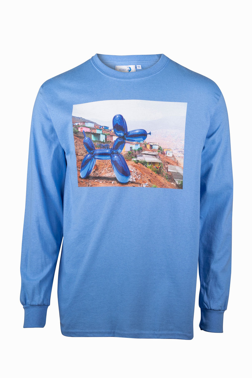 Kenny Schachter 'Shanty Koons' Long Sleeve Top