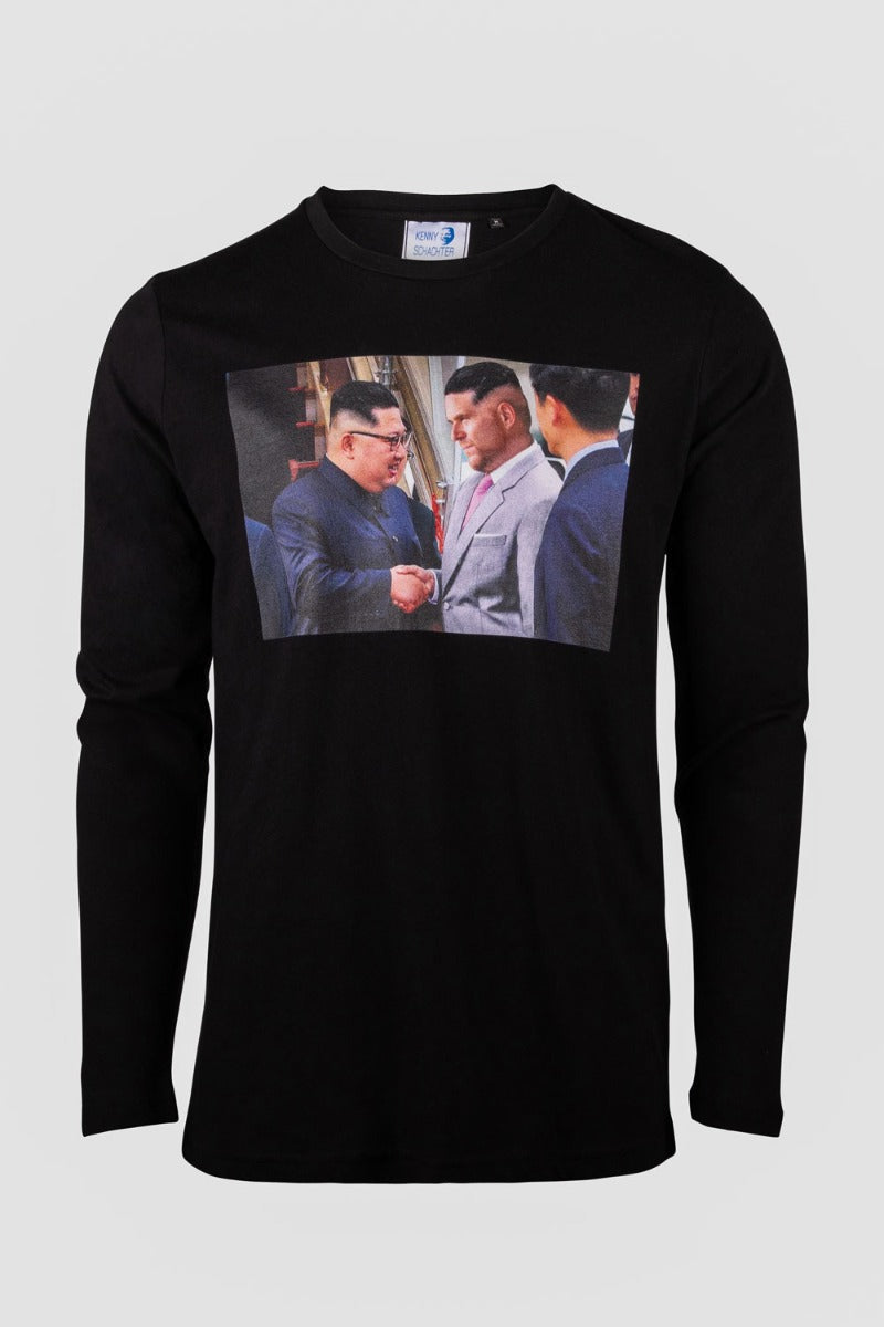 Kenny Schachter 'Kim Spiegler' Long Sleeve