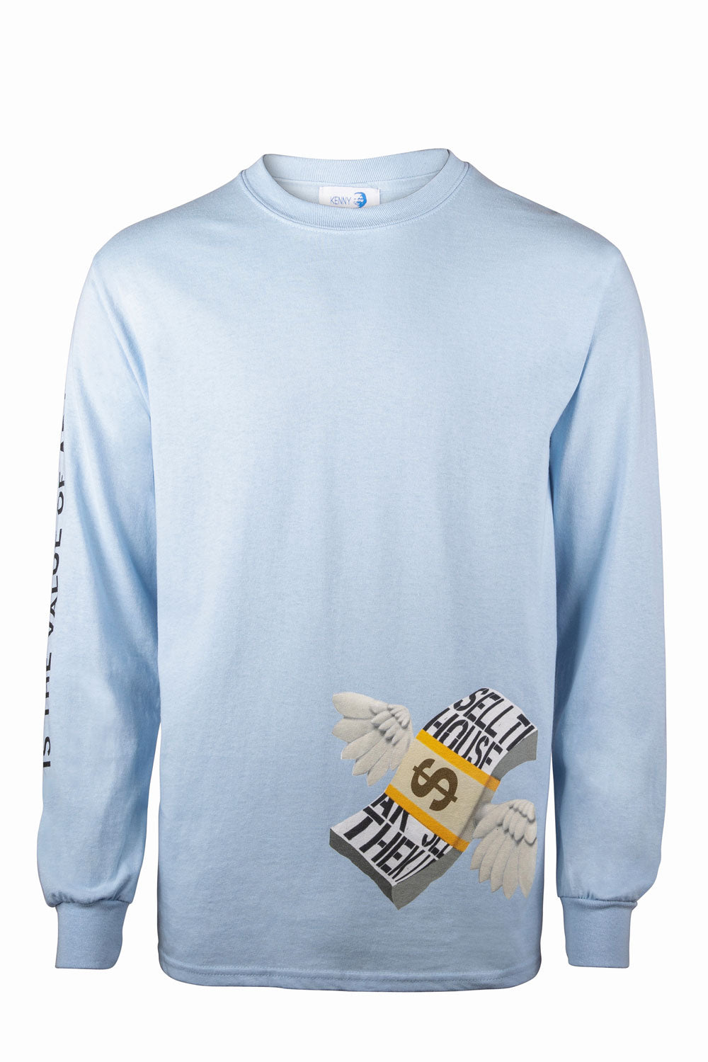 Kenny Schachter 'Money Emoji' Sweatshirt