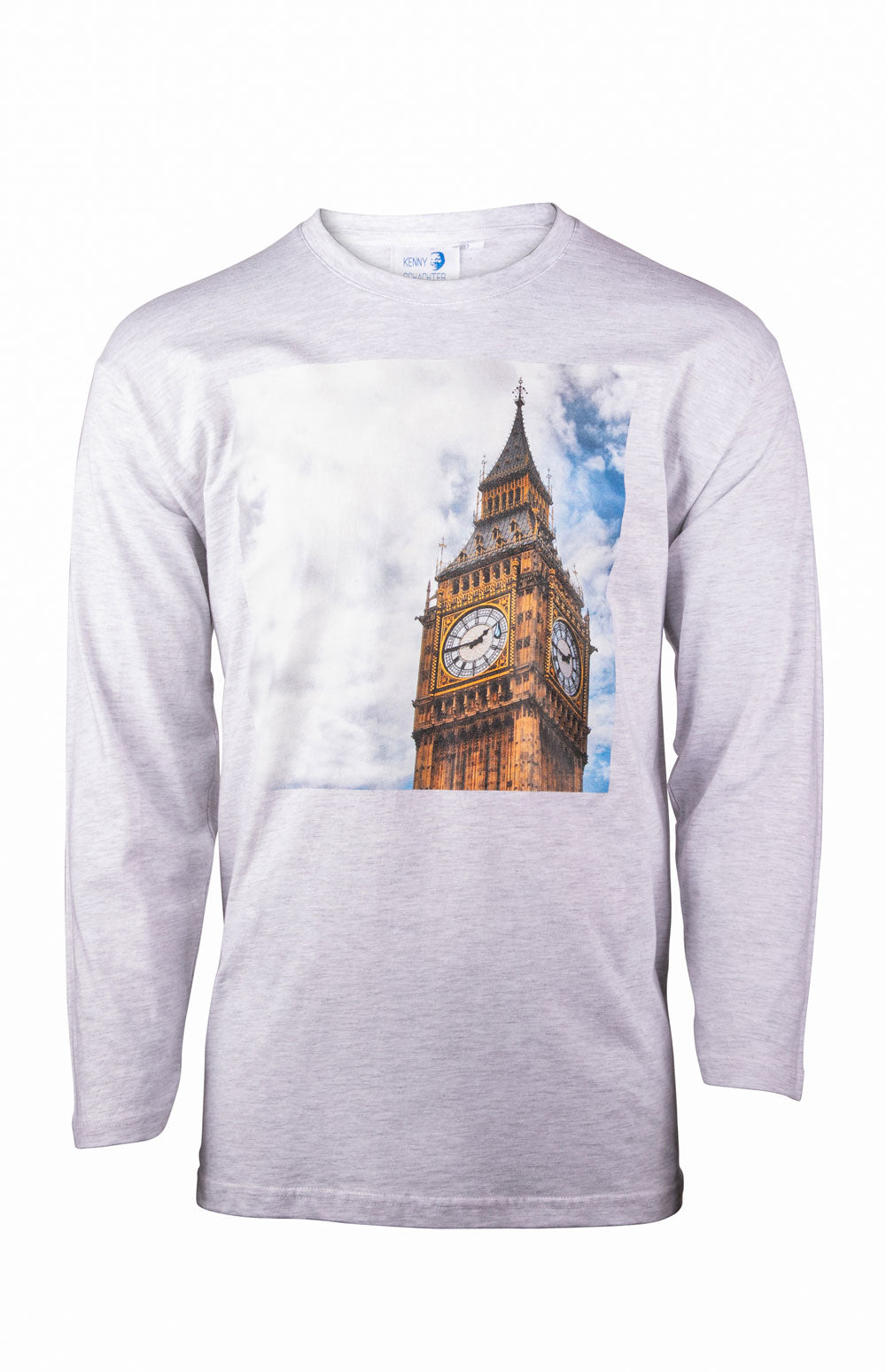 Kenny Schachter 'London' Long Sleeve Top