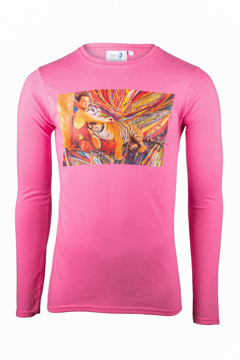 Kenny Schachter 'Leo Tiger' Long Sleeve Top
