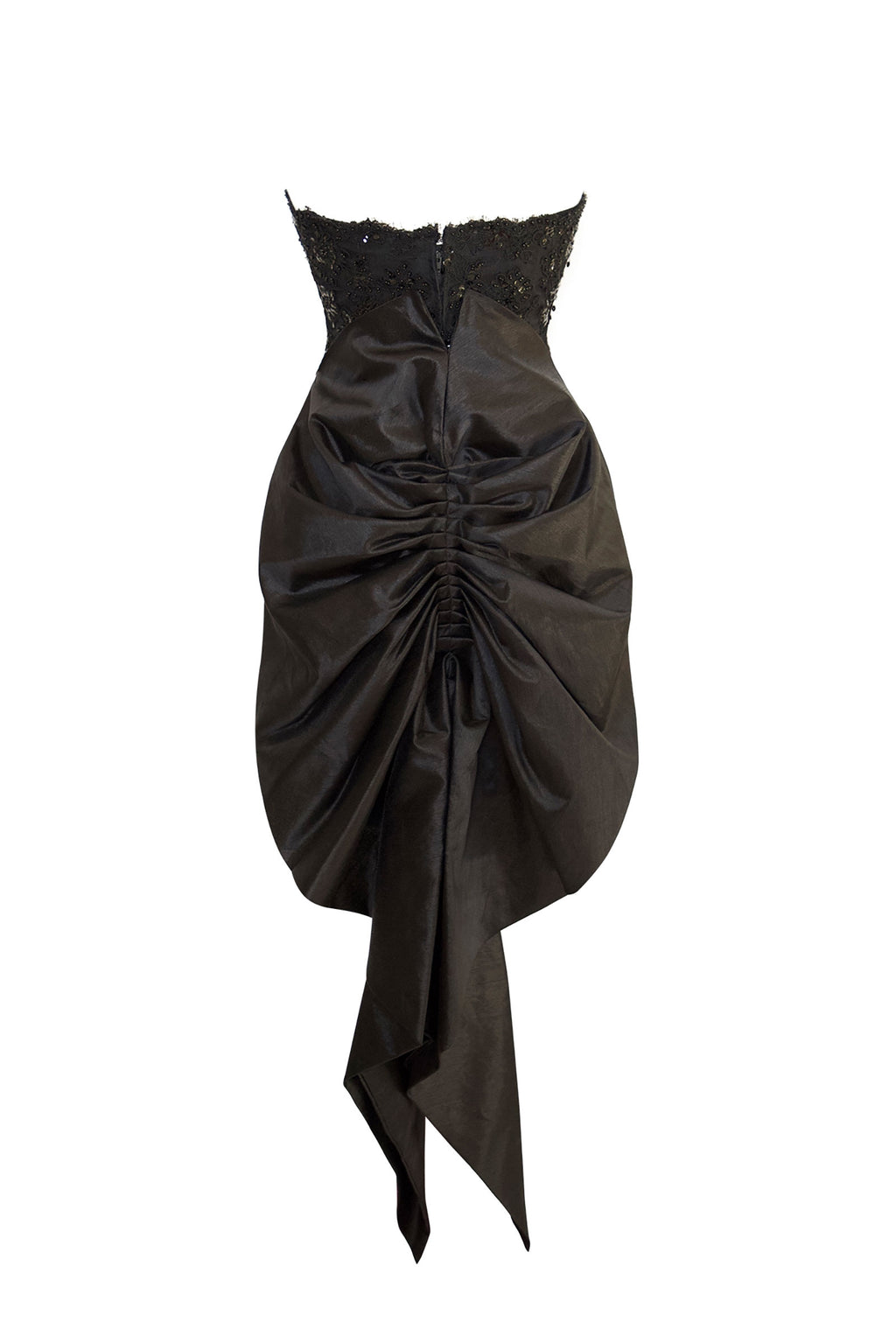 Loris Azzaro Vintage Black Dress