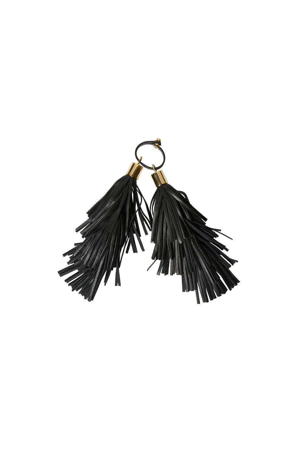Double Leather Tassels for Satchel Bag